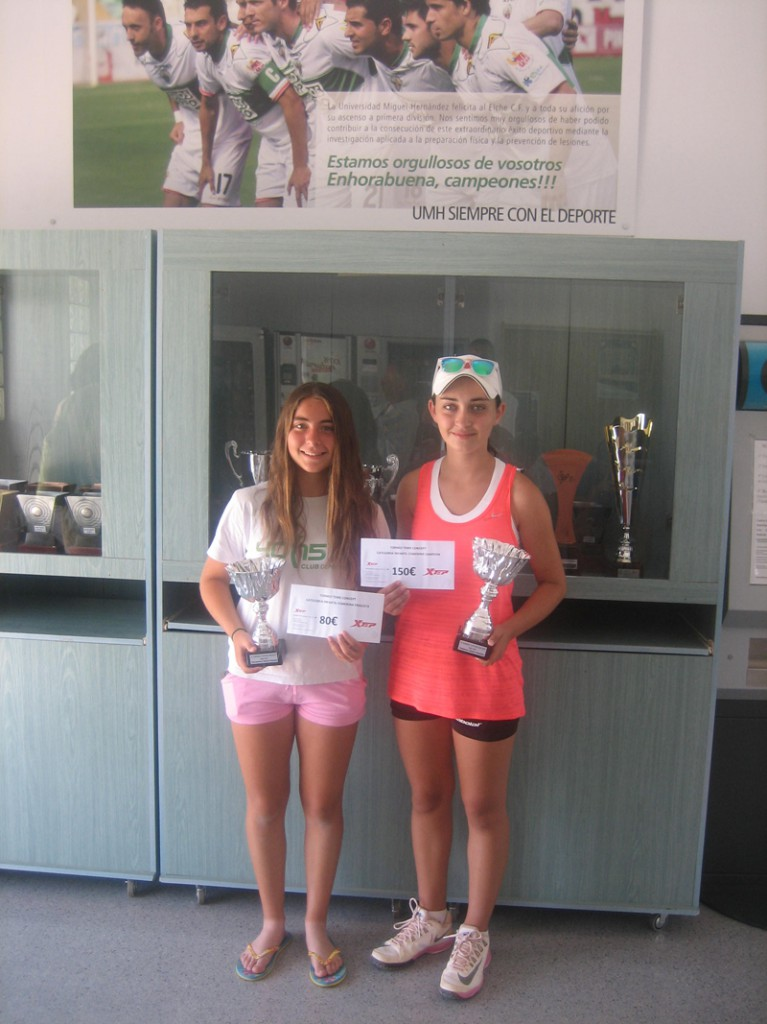 Torneo Tennis Concept - UMH 2014