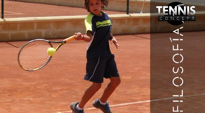Filosofía de Trabajo Tennis Concept