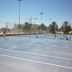 Tennis Concept. Pistas Rápidas de Resina.